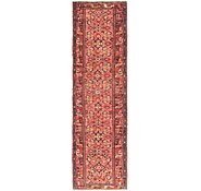 Link to 3' 5 x 13' Shiraz Persian Runner Rug
