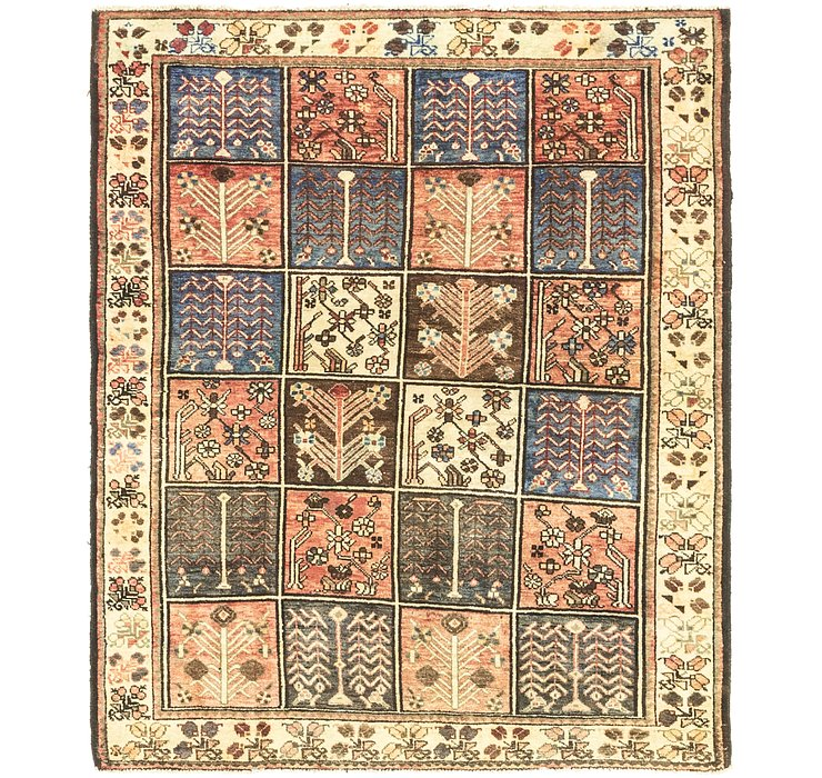 5' 2 x 6' 2 Bakhtiar Persian Rug