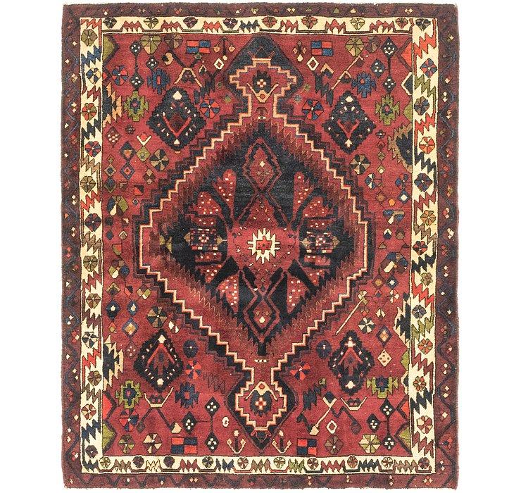 5' 2 x 6' 5 Bakhtiar Persian Rug