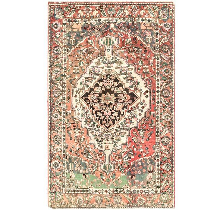 5' 2 x 9' 2 Bakhtiar Persian Rug