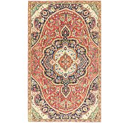 Link to 5' x 8' 4 Tabriz Persian Rug