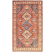 Link to 5' 8 x 10' 2 Yalameh Persian Rug