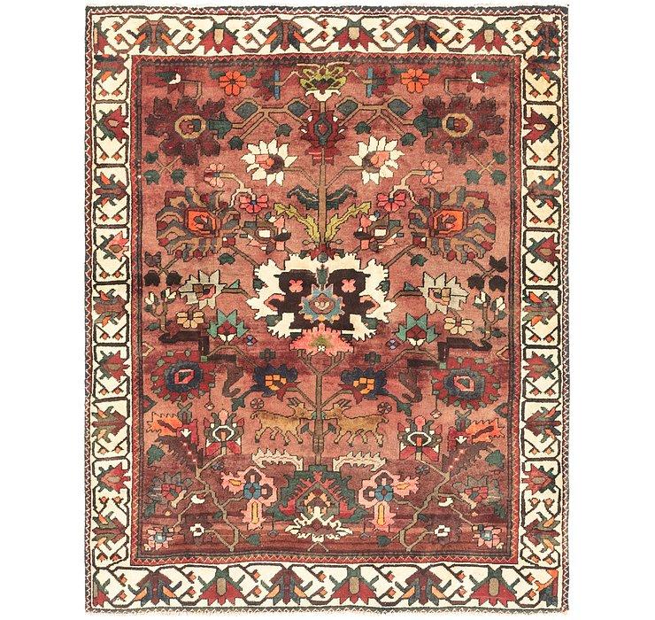 5' 3 x 6' 9 Bakhtiar Persian Rug
