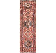 Link to 2' 10 x 9' 9 Gharajeh Persian Runner Rug