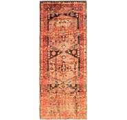 Link to 4' 7 x 12' 8 Shiraz Persian Runner Rug