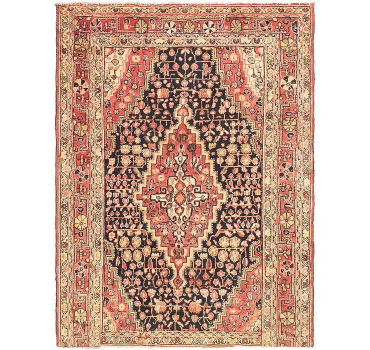 4' 4 x 6' Tuiserkan Persian Rug