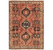 Link to 4' 9 x 6' 8 Ghashghaei Persian Rug
