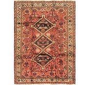 Link to 5' 2 x 7' Ghashghaei Persian Rug