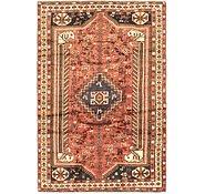 Link to 157cm x 240cm Ghashghaei Persian Rug