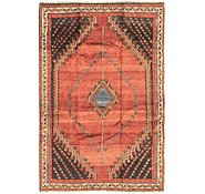 Link to 5' 3 x 8' Ghashghaei Persian Rug