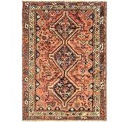 Link to 5' 5 x 7' 7 Ghashghaei Persian Rug