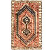 Link to 4' 10 x 8' Ghashghaei Persian Rug