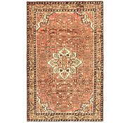 Link to 5' 3 x 8' 9 Hossainabad Persian Rug
