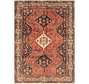 Link to 6' 8 x 9' Ghashghaei Persian Rug