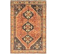 Link to 5' 5 x 8' 3 Ghashghaei Persian Rug
