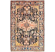 Link to 4' 6 x 7' Nahavand Persian Rug