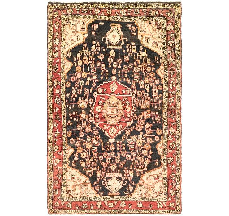 4' 7 x 7' 6 Nahavand Persian Rug