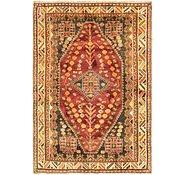 Link to 5' 2 x 8' Ghashghaei Persian Rug