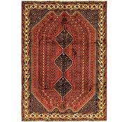 Link to 6' 7 x 9' 5 Ghashghaei Persian Rug