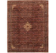 Link to 8' 10 x 11' 4 Hossainabad Persian Rug