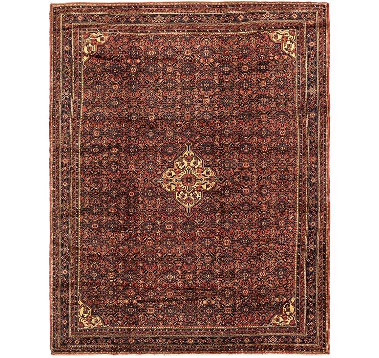 8' 10 x 11' 4 Hossainabad Persian Rug