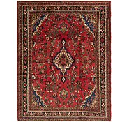 Link to 9' x 11' 8 Hamedan Persian Rug