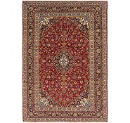 Link to 8' 10 x 13' Kashan Persian Rug