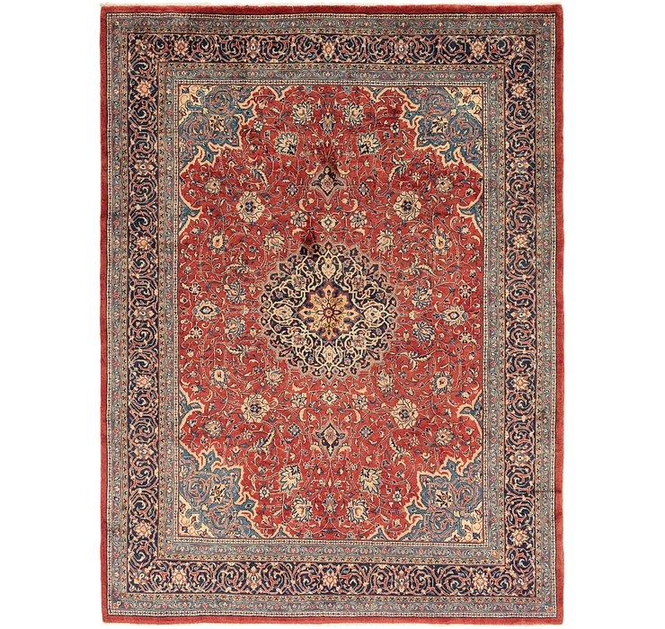 10' 2 x 13' 7 Mahal Persian Rug