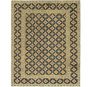 Link to 8' 2 x 10' 4 Kashan Persian Rug
