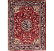 Link to 9' 10 x 13' 2 Sarough Persian Rug