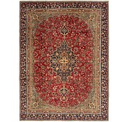 Link to 8' 10 x 11' 9 Kashan Persian Rug