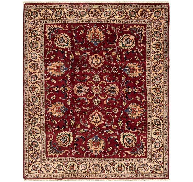 10' 3 x 12' 5 Tabriz Persian Rug