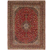 Link to 10' 5 x 14' 3 Kashan Persian Rug