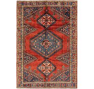 Link to 6' 10 x 10' 2 Viss Persian Rug
