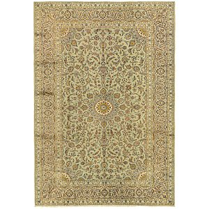 Link to 255cm x 365cm Kashan Persian Rug page
