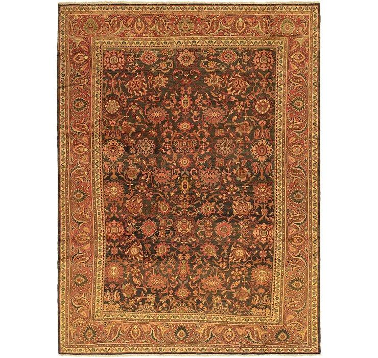 260cm x 345cm Hamedan Persian Rug