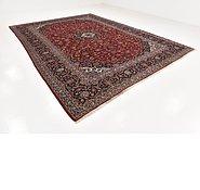 Link to 10' 2 x 13' 5 Kashan Persian Rug