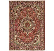 Link to 7' x 10' 2 Tabriz Persian Rug