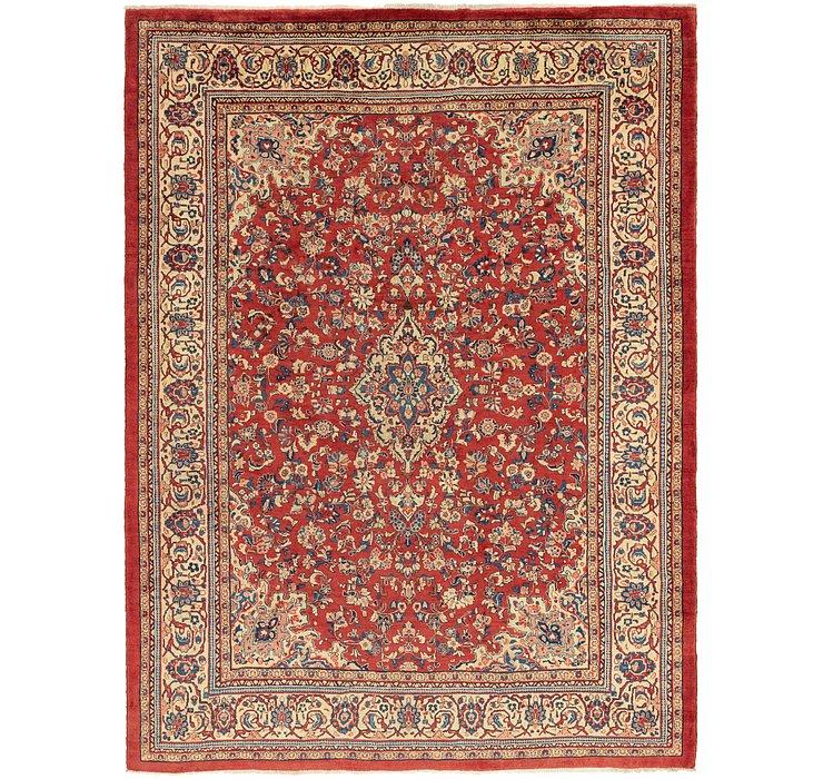 10' x 13' 5 Sarough Persian Rug