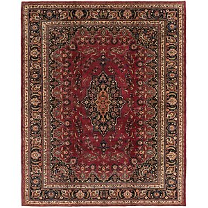 Link to 297cm x 370cm Mashad Persian Rug item page
