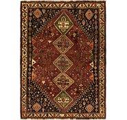 Link to 5' 5 x 7' 9 Ghashghaei Persian Rug