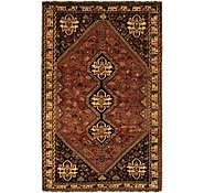 Link to 5' 7 x 9' Ghashghaei Persian Rug