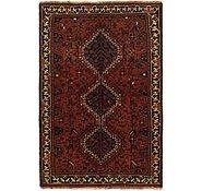Link to 3' 9 x 5' 5 Ghashghaei Persian Rug