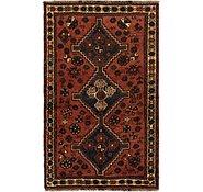 Link to 3' 7 x 5' 9 Ghashghaei Persian Rug