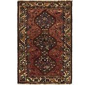 Link to 3' 8 x 5' 9 Ghashghaei Persian Rug