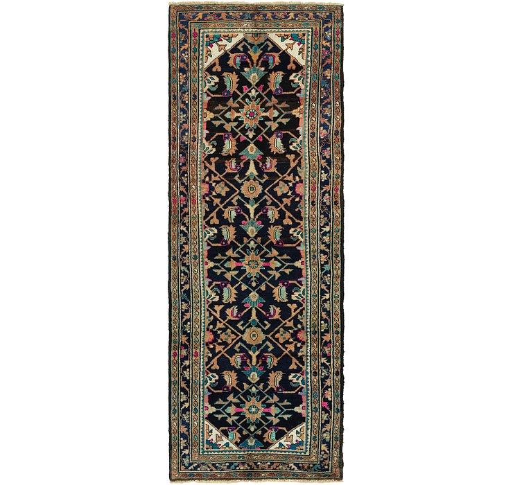 3' 6 x 10' 3 Shahsavand Persian Runn...