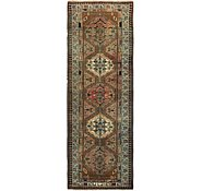 Link to 3' 6 x 10' 6 Meshkin Persian Runner Rug