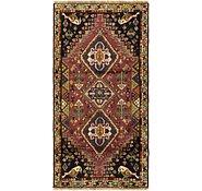 Link to 2' 8 x 5' 3 Ghashghaei Persian Rug