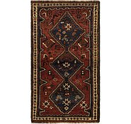 Link to 105cm x 183cm Ghashghaei Persian Rug