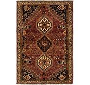 Link to 3' 10 x 5' 10 Ghashghaei Persian Rug